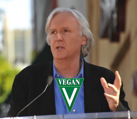 James Avatar Cameron Goes Vegan
